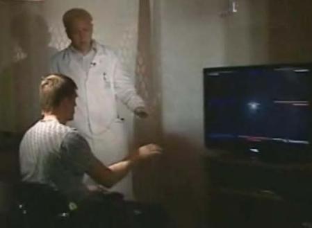 Сеанс психотерапии при игромании